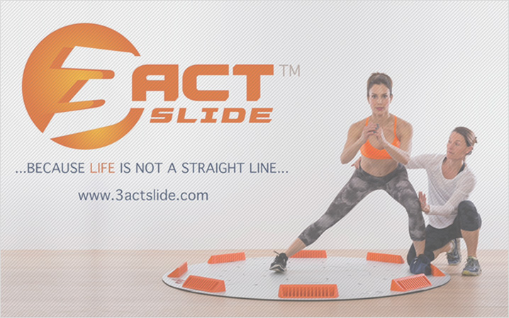 3ACT Slide Fitness Video Thumbnail