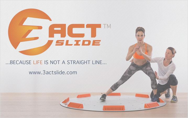 3ACT Slide Fitness Video Thumbnail