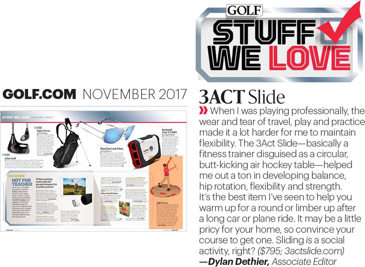 3Act Slide Magazine Clips