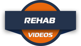 Rehab Video Exercises using 3ACT Slide